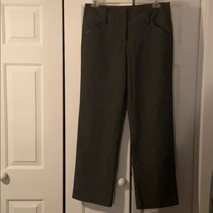 Dark Gray women pants